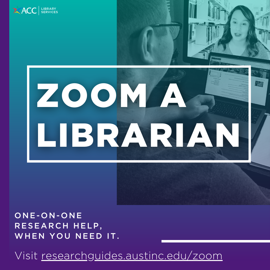 Zoom a Librarian