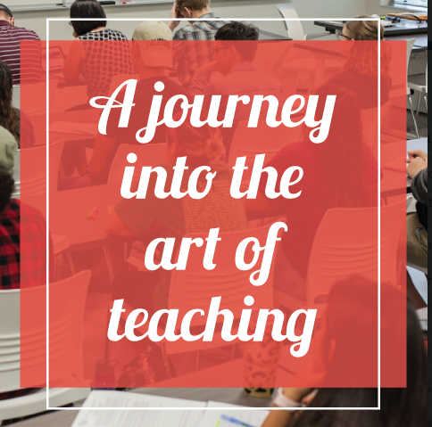A Journey in the Art and Heart of Teaching