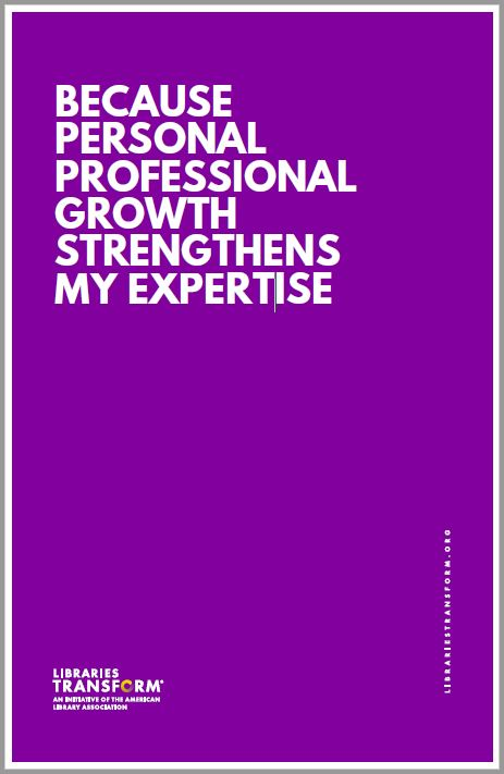 Professional expertise for school librarians