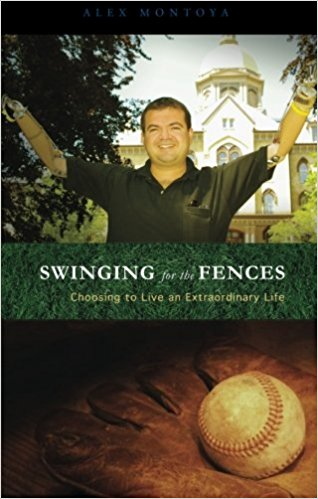 Alex Montoya Bookk Cover Swinging for the Fences