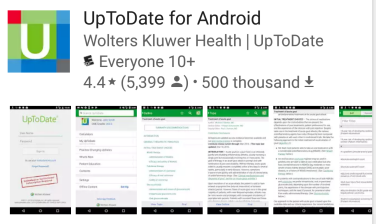 Android app example