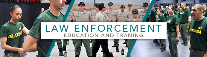 Law Enforcement at MVC