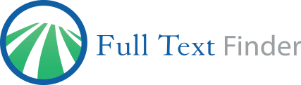 full text finder logo