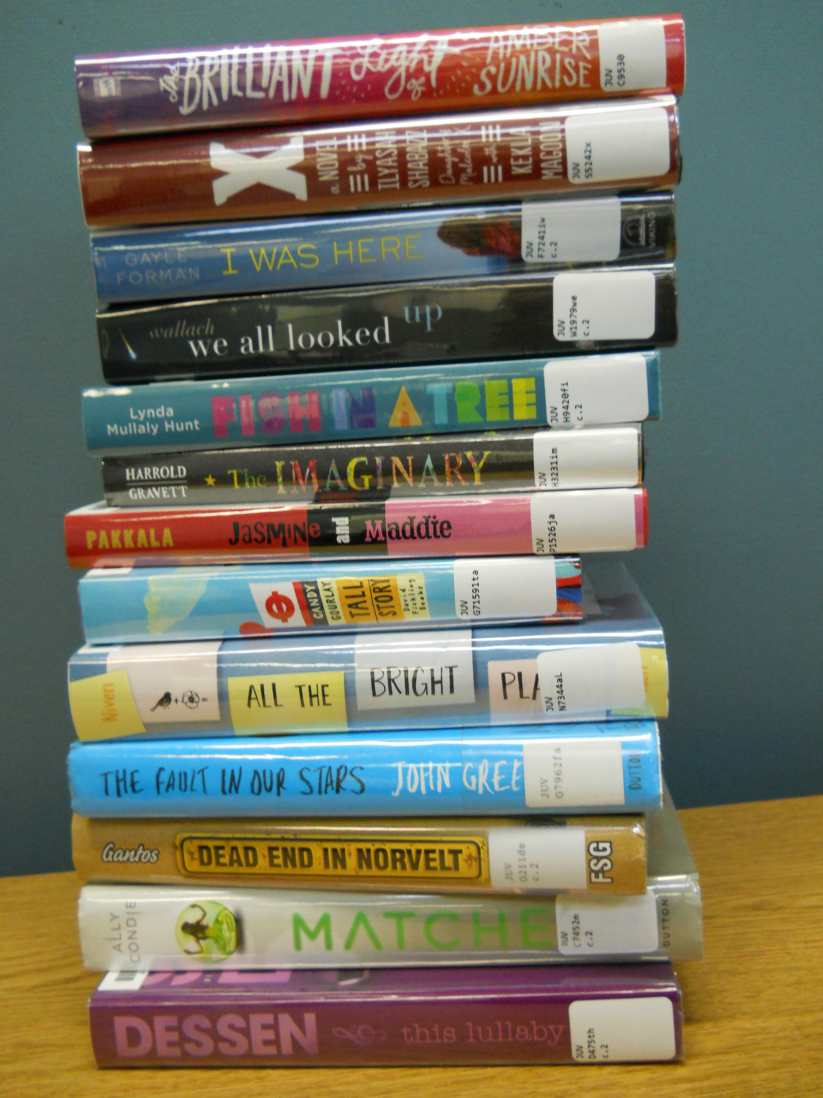 Image of stack of CRC books