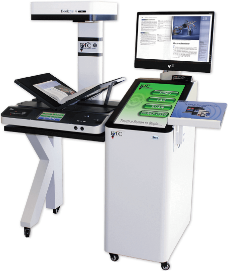 Knowledge Imaging Center machine