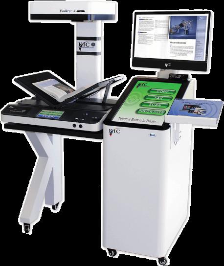 Knowledge Imaging Center machine