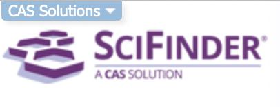 The SciFinder logo.