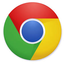 link with Chrome browser icon to download site