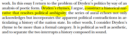 Snip from an article showing its thesis