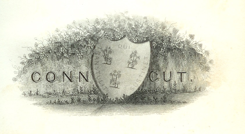 The Old Seal of Connecticut