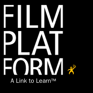 Film Platform Collection Logo Button