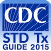 CDC STD treatment guide app