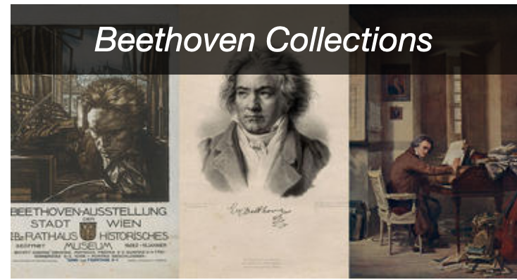 Limiting to Beethoven collections only