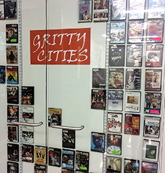 Gritty Cities display - Urban landscapes, urban lives