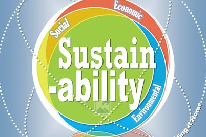 Logo for TCC's Second Annual Sustainability Conference