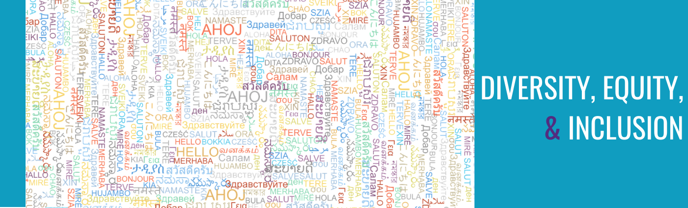 """word cloud of """"hello"""" written in many languages"""