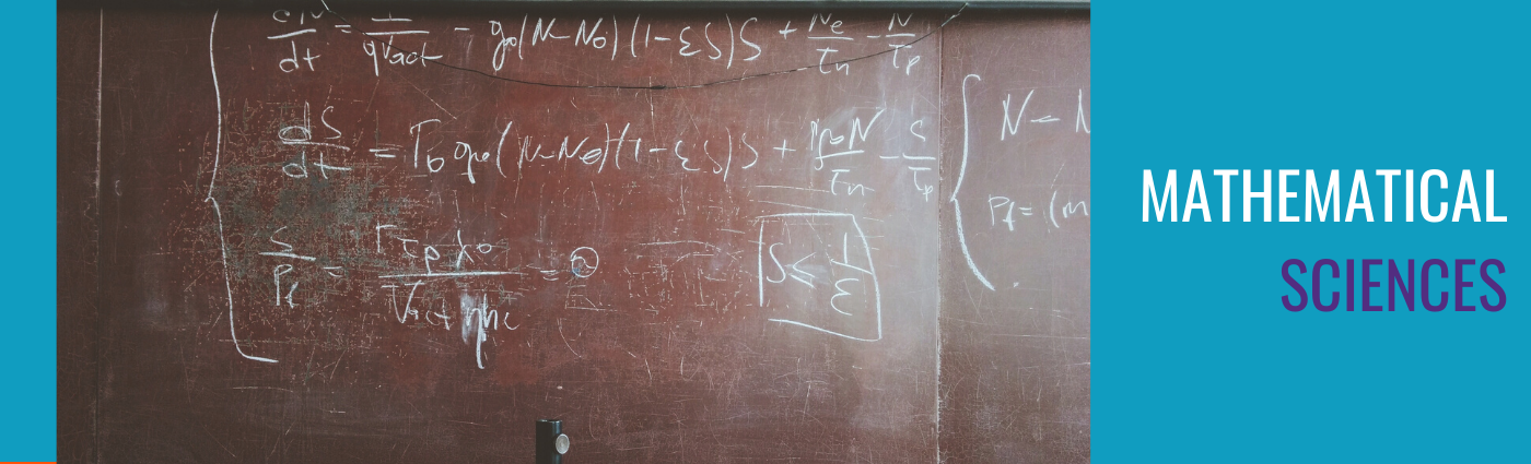 photo of math on a brown chalkboard