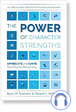 Book Cover: The Power of Character Strengths