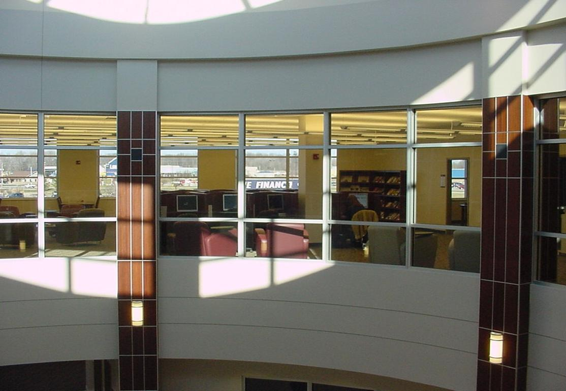 Picture of the Madison Campus Library