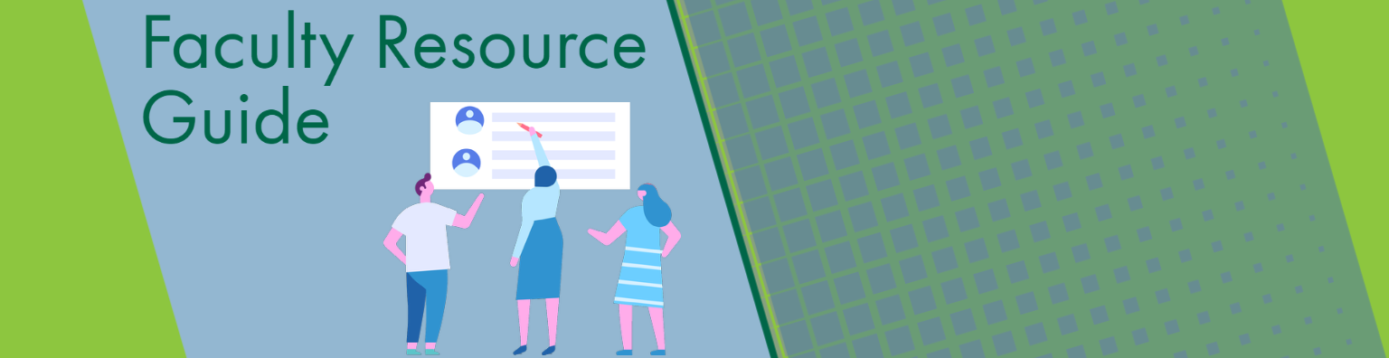 Faculty Resource Guide