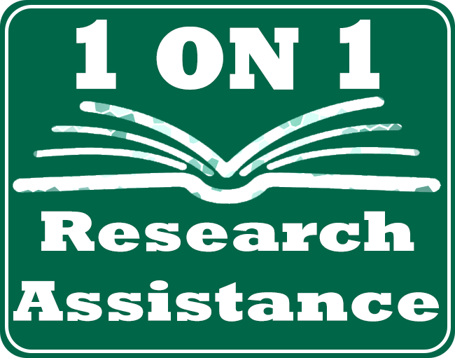 One on One Research Assistance