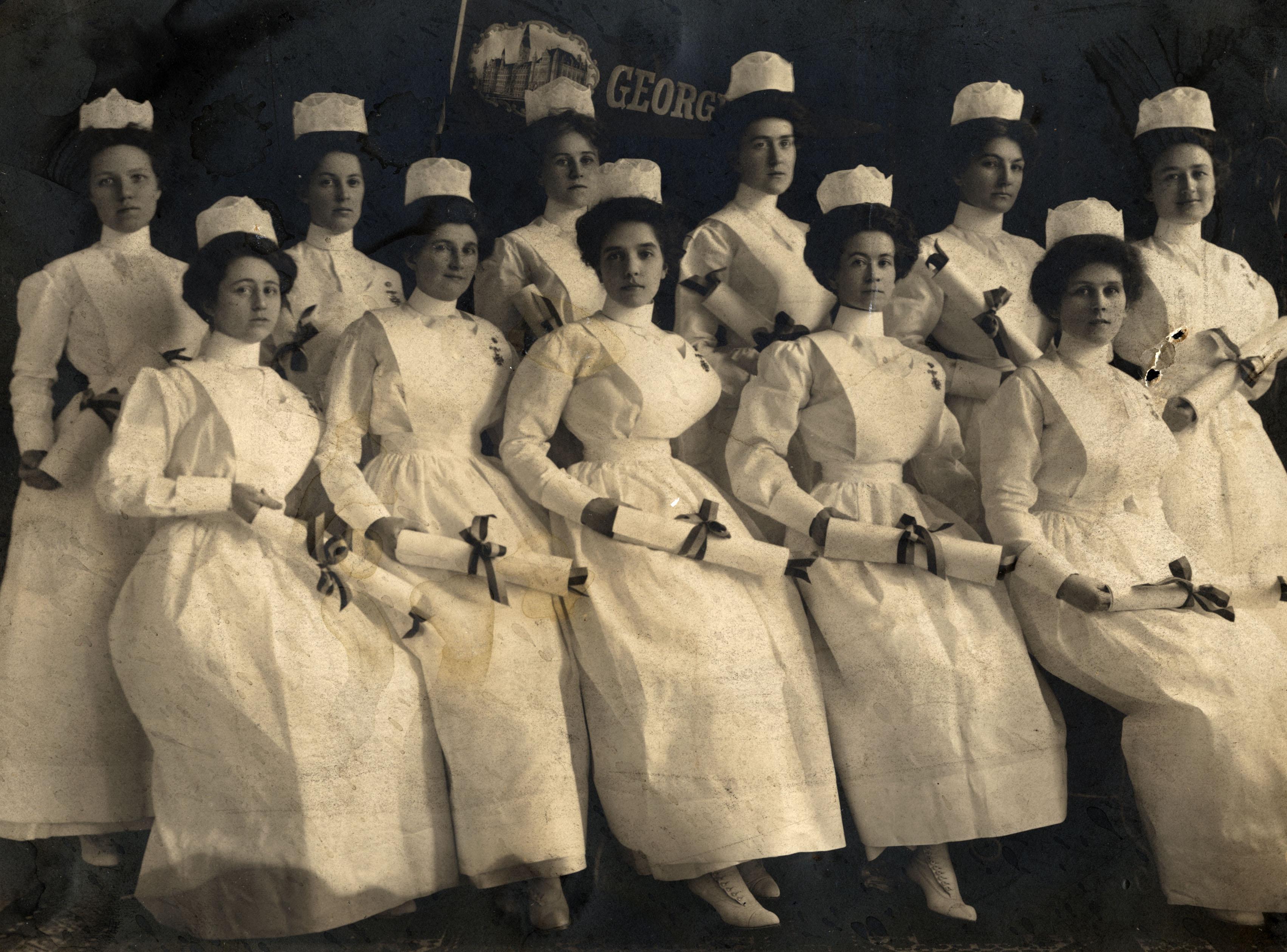 Nursing Class of 1912