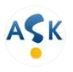 Ask Here PA logo