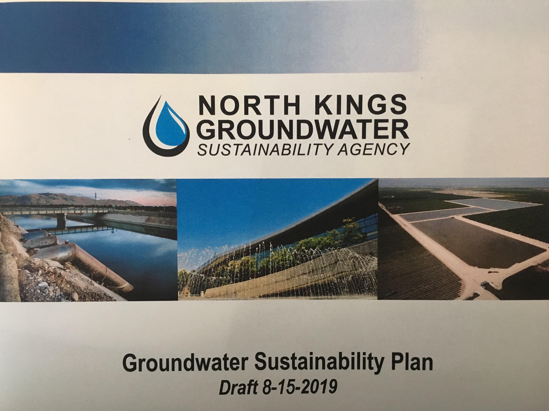 N Kings Groundwater Sustainability Agancy image