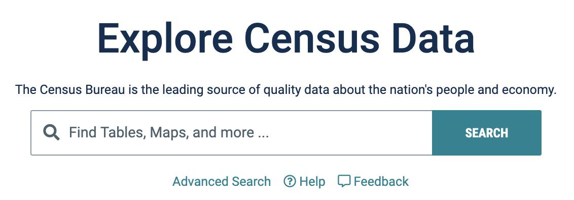 data.census.gov