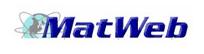 MatWeb logo