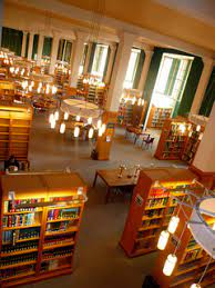 Reference Reading Room- CSI Library