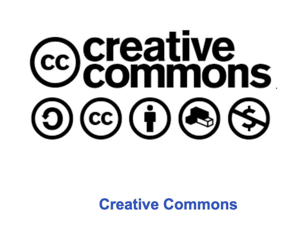 decorative icon, creative commons