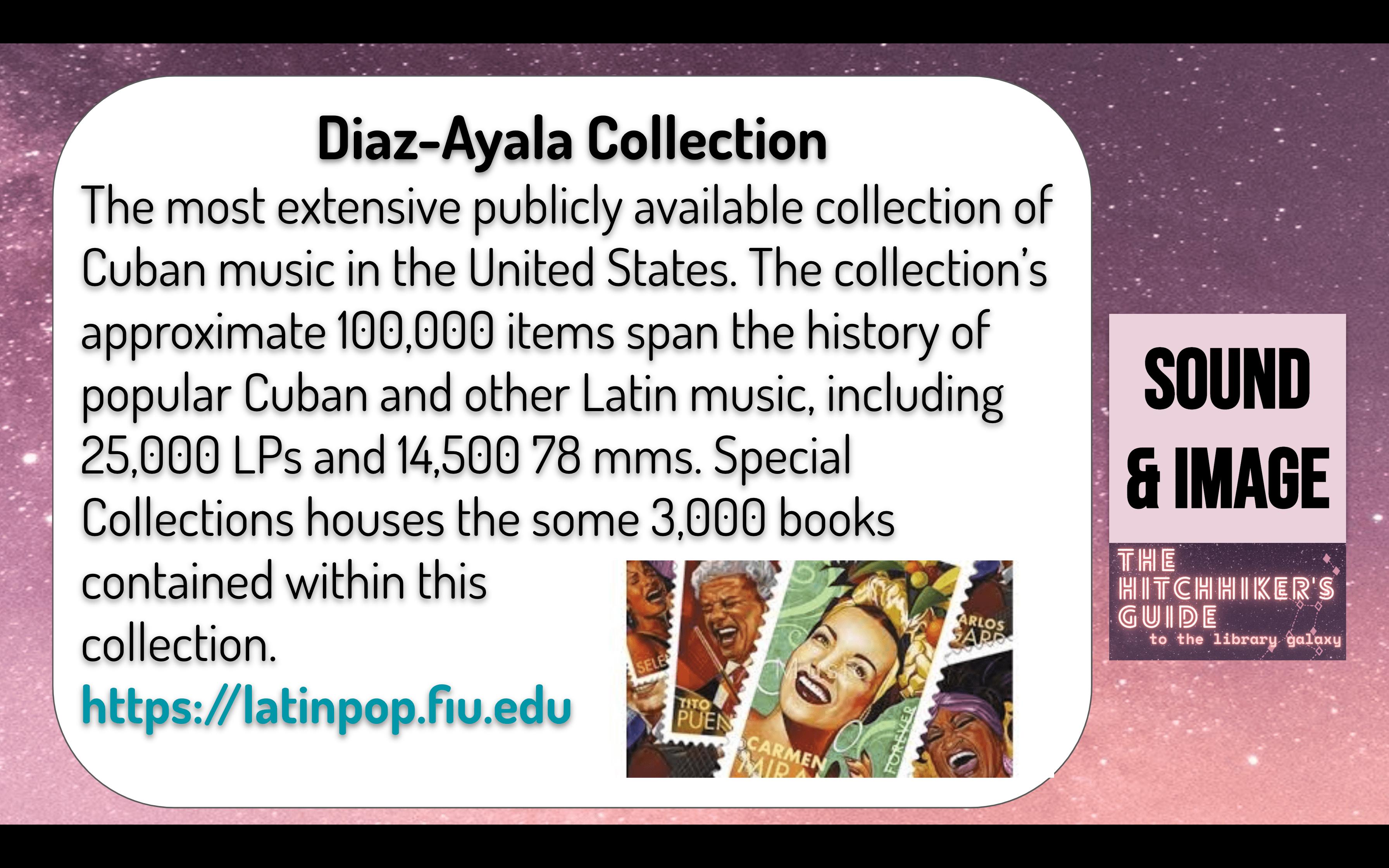 Diaz Ayala Collection
