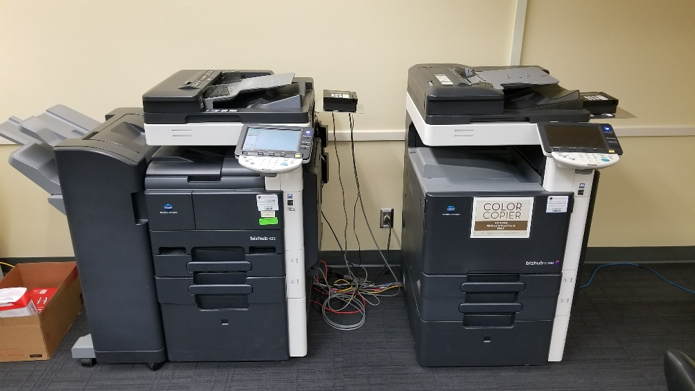 Research Center Copiers