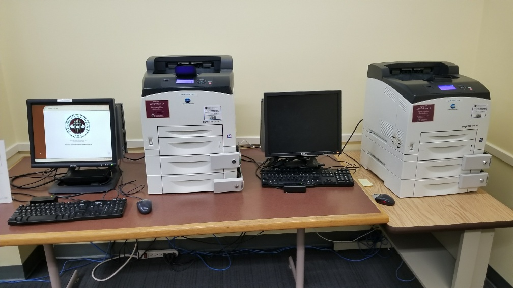 Research Center Printers