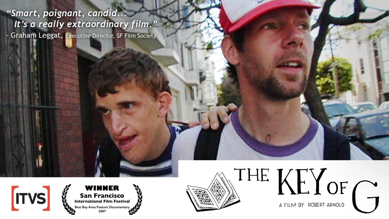 "Thumbnail of the film ""key of G"""