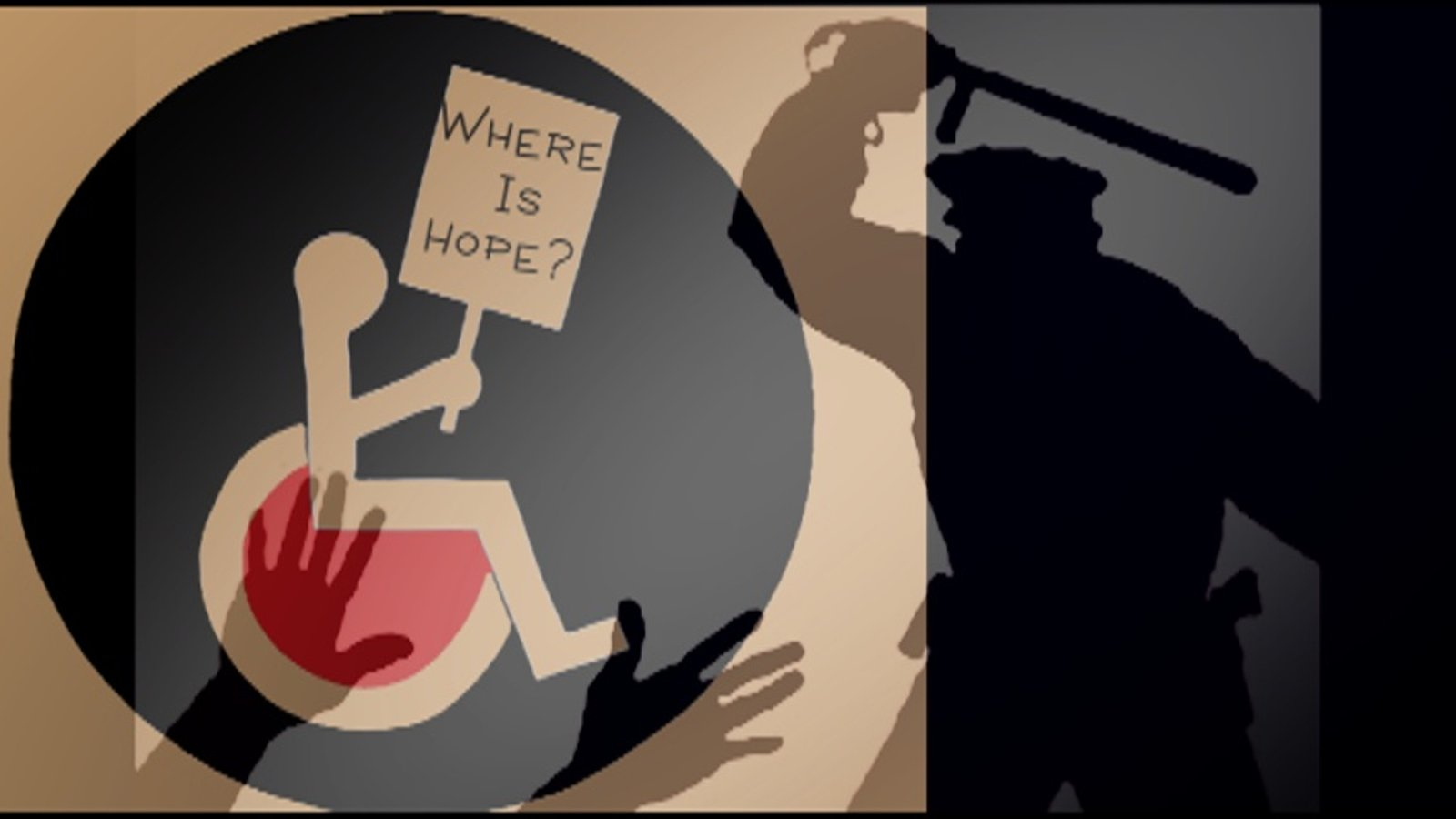 """Thumbnail image of the film """"Where Is Hope - The Art of Murder"""""""