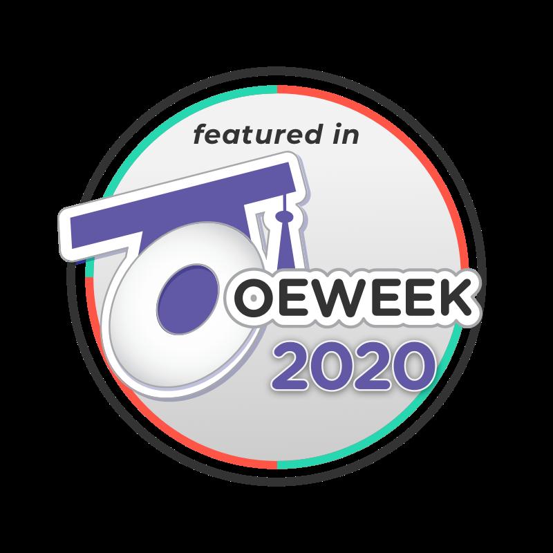 Featured in OE Week 2020