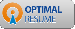OptimalResume button