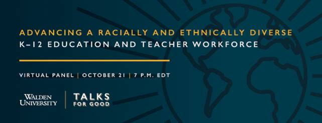 Advancing a Racially and Ethnically Diverse K-12 Education and Teacher Workforce