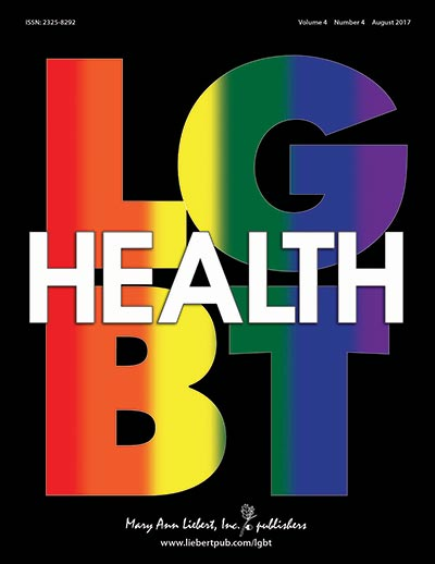 LGBT Health Journal Cover.