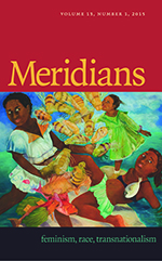 Meridians Journal Cover.