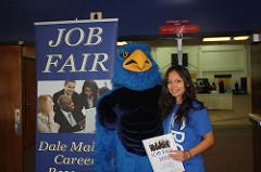 dale mabry campus job fair