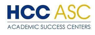 hcc academic success centers logo
