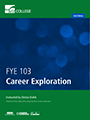 Career Exploration book cover