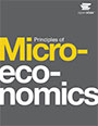 Open Stax Principles of Microeconomics OER textbook cover