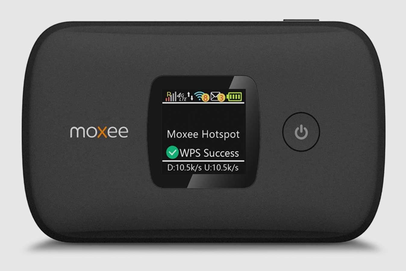 Moxee™ Mobile Hotspot