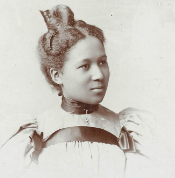 Photograph of Blanche Wilkins Williams