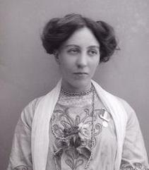 Photograph of Helen K. Watts