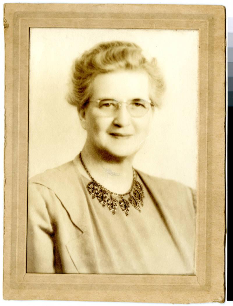 Photograph of Petra Fandem Howard